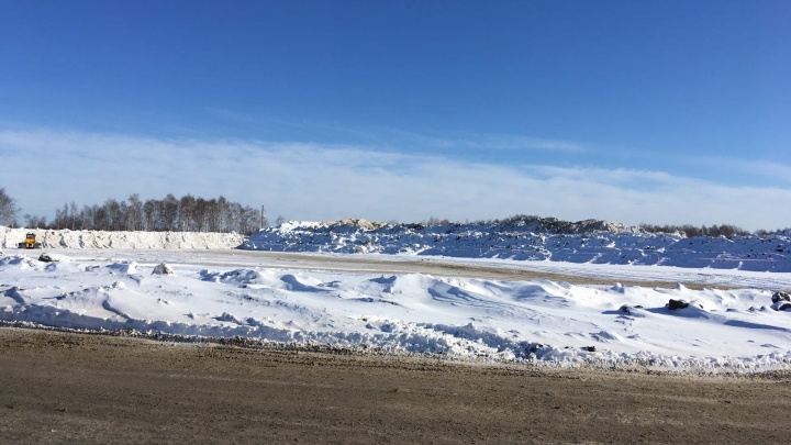 Снежный полигон рядом с тюменскими дачами закроют, но откроют два других. Где именно и когда?