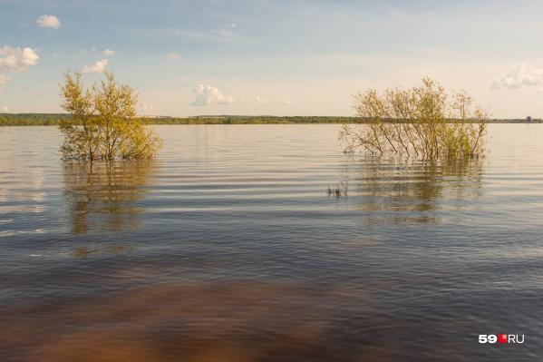 В некоторых местах уровень воды может подняться на 5 метров