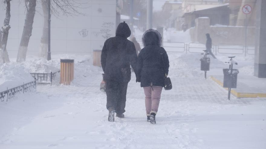 В Челябинской области МЧС снова объявило штормовое предупреждение