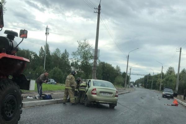 Авария произошла ранним утром 20 августа. Погибший ехал на работу