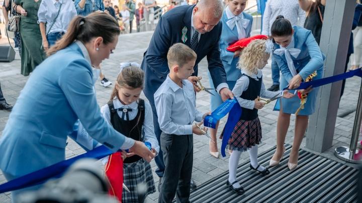 Открытие «Лазурного» в Кемерове: показываем, как это было