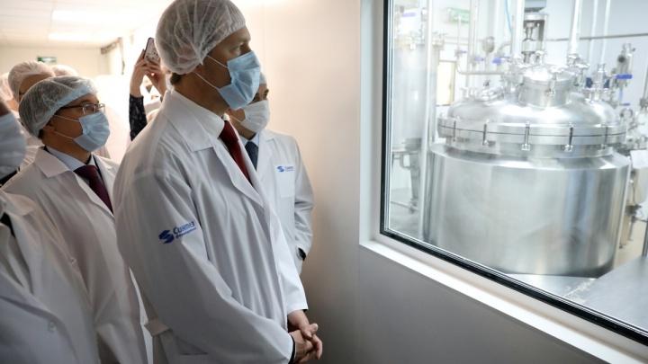 «Проблем нет»: полпред Якушев высказался об обеспечении зауральцев бесплатными лекарствами от COVID