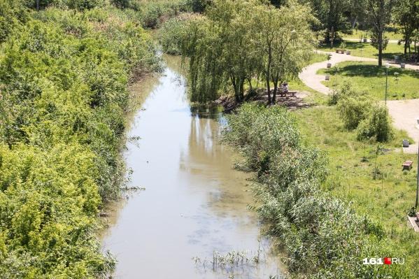 Речку обследовали в Ростове и двух районах