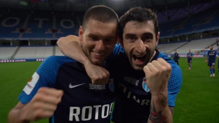 Первая домашняя победа: волгоградский «Ротор» обыграл «КАМАЗ» со счетом 1:0