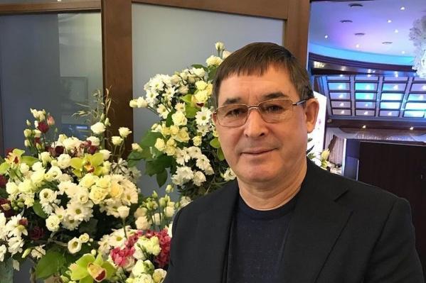 Несколько лет назад «Банк Казани» требовал признать Салавата Фатхутдинова банкротом