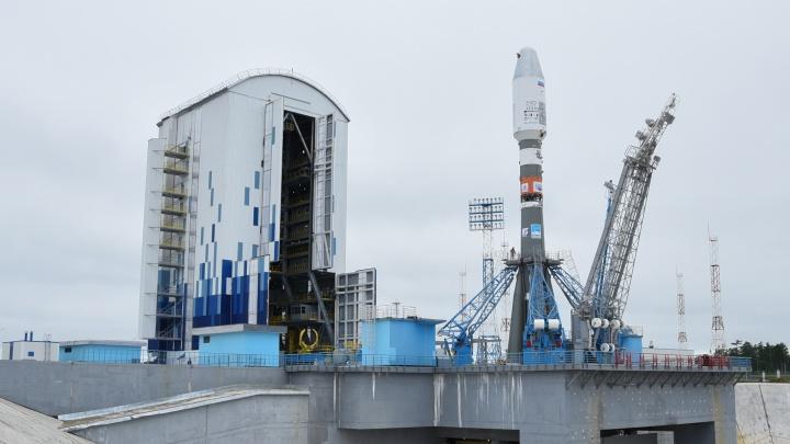 Жителей Красновишерского района предупреждают о возможном падении обломков ракеты «Союз-2»