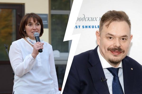 Ольга Петрова заменит Сергея Злобина на должности министра образования