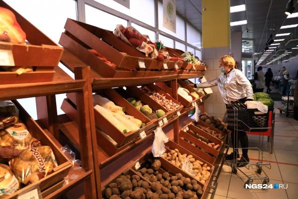 Ритейлеры говорят о заканчивающихся запасах местной картошки