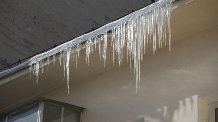Новосибирскую область ждет оттепель до +5 градусов