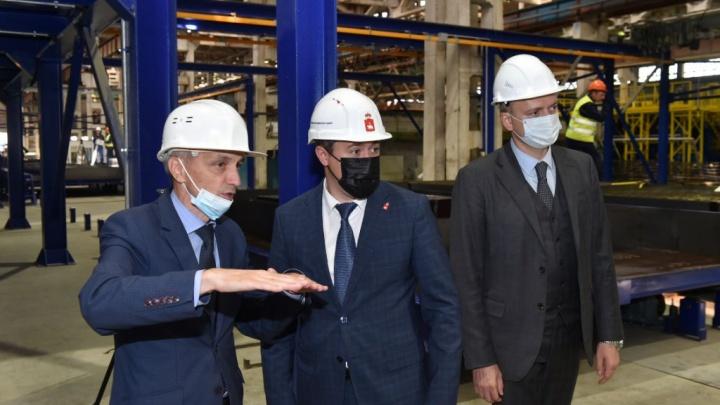 Глава Прикамья Дмитрий Махонин отметил потенциал новой технологии домостроения ПЗСП