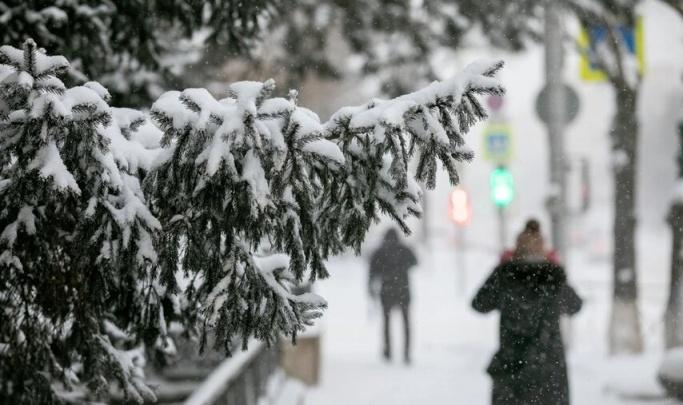 «Месячная норма за 4 дня»: на Красноярск надвигаются московские снегопады