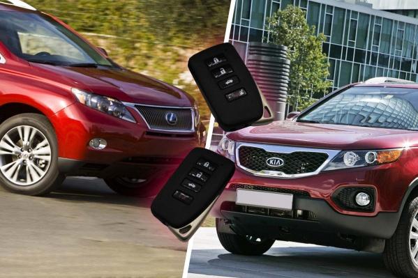 Наличие и состояние ключей от автомобиля играют решающую роль в решении страховой компенсировать ущерб по риску «Угон»