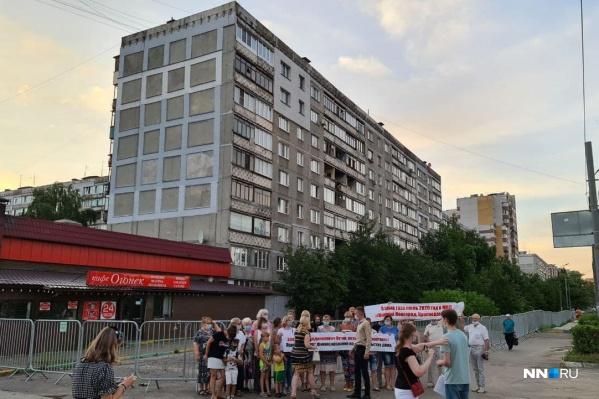 Взрыв прогремел в доме в Автозаводском районе летом 2020 года