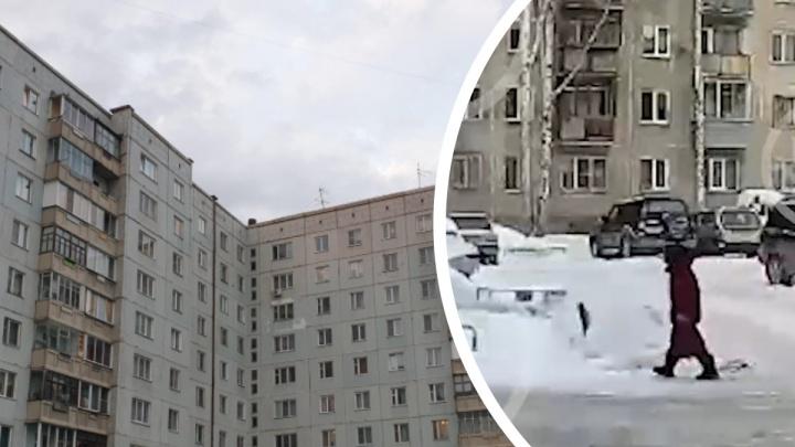 Появилось видео с избитым мальчиком в Новосибирске: следователи возбудили уголовное дело