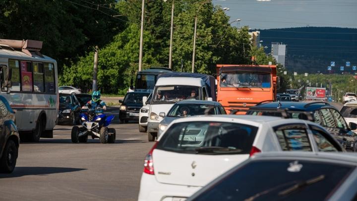 В Кемерово на выходных перекроют дорогу. Показываем схему объезда