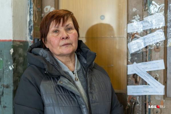 Валентина Загребаева бьется за право на жилье пять лет
