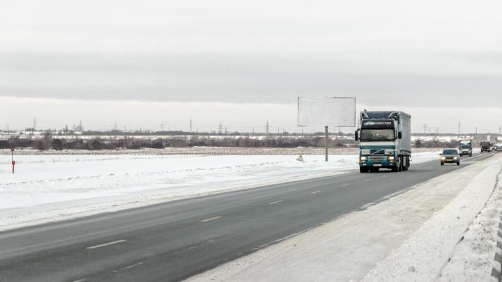 Стало известно, где в Самарской области расширят трассу М-5