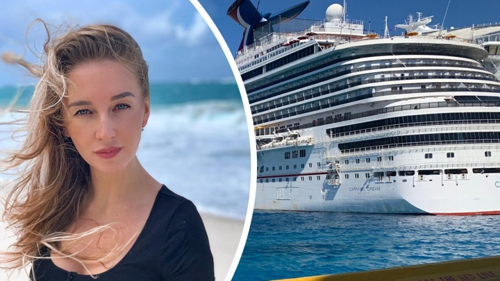 Это «Титаник», детка: сибирячка работает на круизном лайнере для самых богатых — как там всё устроено и сколько платят