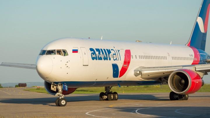 Власти прокомментировали рейсы из Кемерово в Египет. Рассказываем, как часто будут летать самолеты