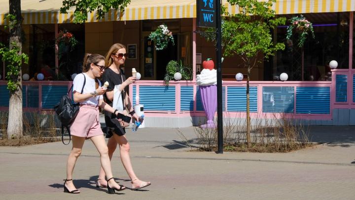 «Не будет дождя — дело плохо»: рассказываем, когда жара вернется в Челябинск и надолго ли