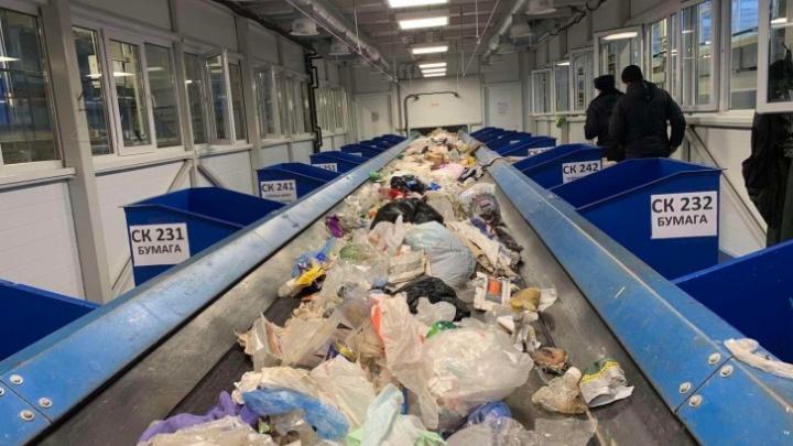 В Тюменской области ищут мать ребенка, которого нашли мертвым на ленте мусоросортировочного завода