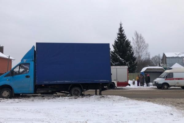 ДТП произошло в Рыбинске