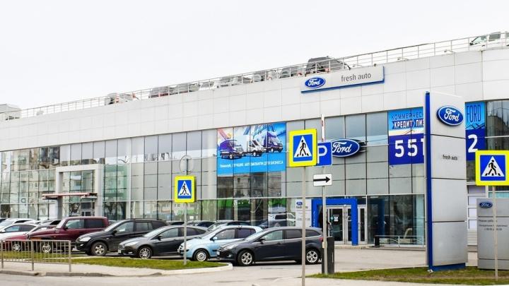 На оригинальной продукции такое недопустимо: в автосалоне Волгограда изъяли полторы тонны контрафактного моторного масла