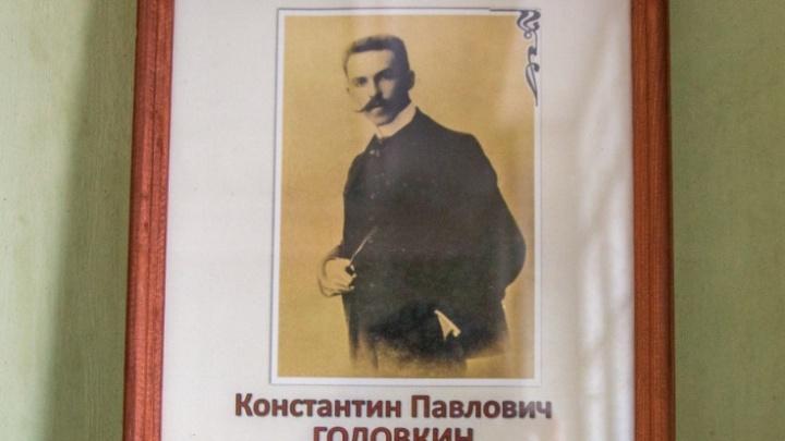 Стало известно, когда в Самаре выберут место для памятника Константину Головкину