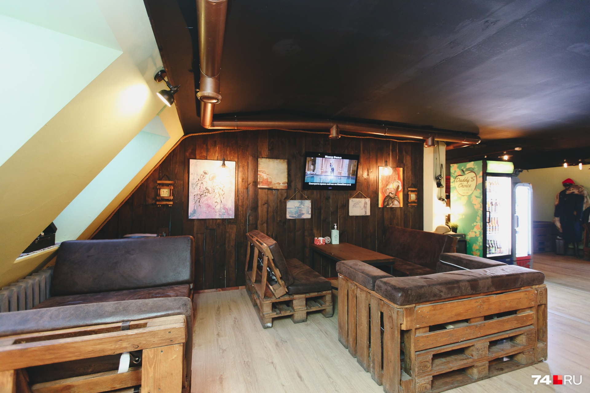 """В баре смогут разместиться около <nobr class=""""_"""">20 гостей</nobr>&nbsp;"""
