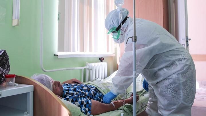 Стало известно, где чаще всего заражаются COVID-19 в Башкирии
