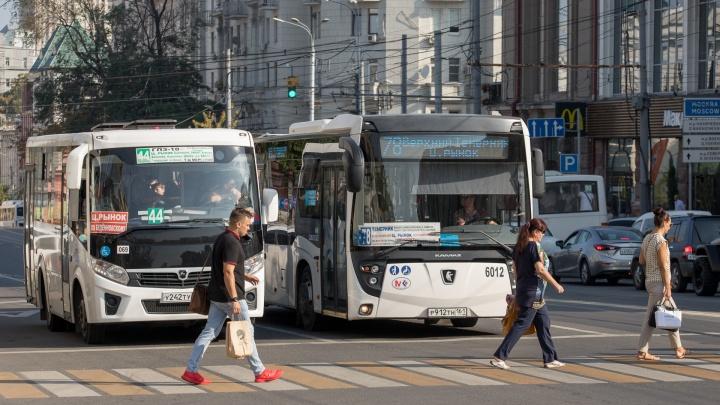 Область задолжала Ростову деньги за 100 миллионов поездок льготников в городском транспорте — перевозчик