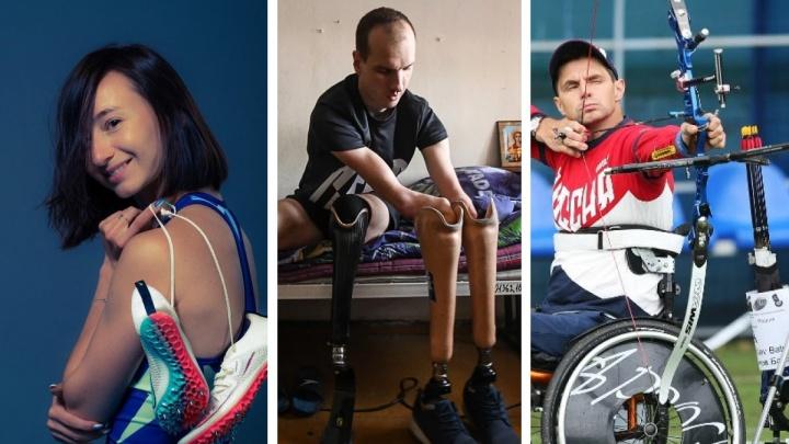 Болеем за наших: кто из уральских спортсменов поехал за золотом на Паралимпиаду в Токио