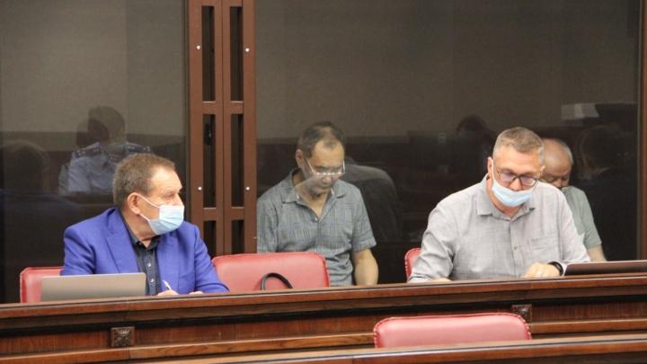 Посмотрите, как он постарел: в Ростове начался суд над генералом Музраевым
