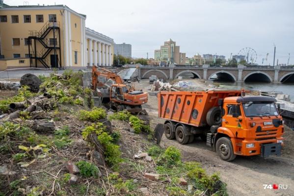 Подземные переходы должны были соединять прогулочную часть улицы Кирова с новой набережной