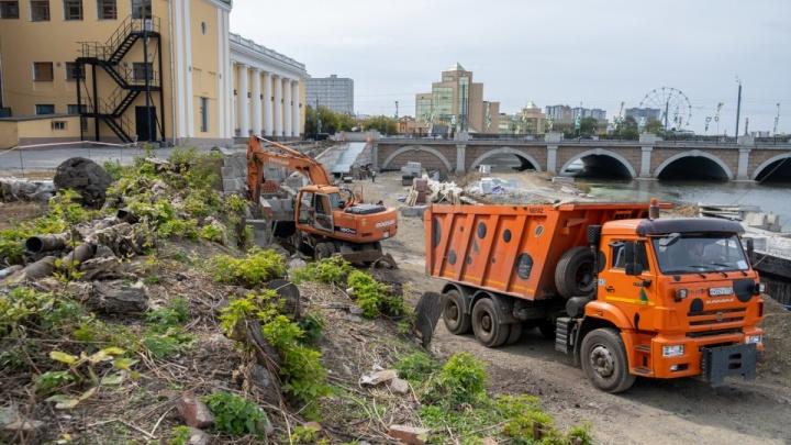В челябинской мэрии отказались от идеи подземных пешеходных переходов между Кировкой и набережной
