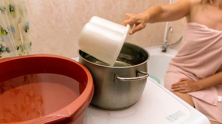 Управленческий, агропарк и жилые дома в двух районах Самары на день останутся без холодной воды