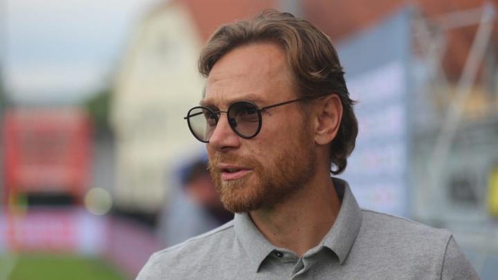 Сборную России по футболу возглавил Валерий Карпин