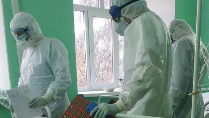 В Уфе закроют крупный ковид-госпиталь