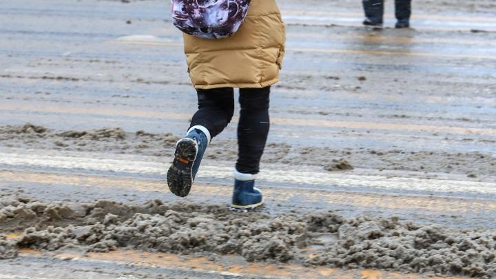 Снег и дождь: какой будет погода в Ростове на последней неделе января