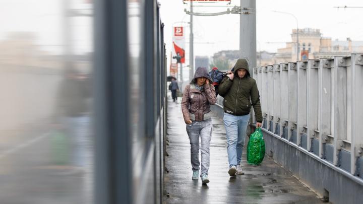 Отдыхаем от тепла и солнца: Волгоград зальет проливным апрельским дождем