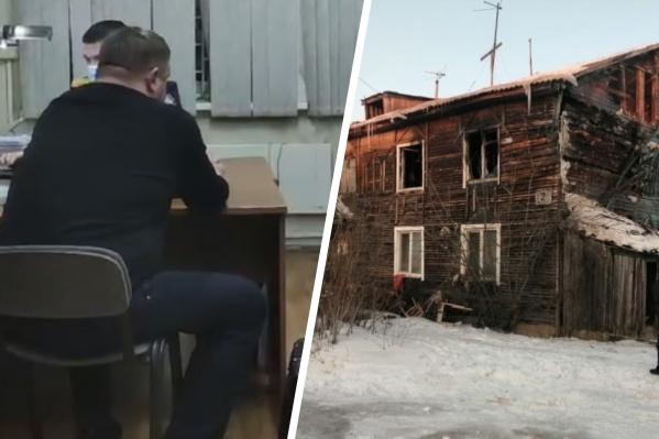 В пожаре 17 марта погибли 4 детей