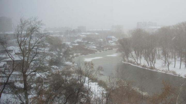 В Курганской области ожидается оттепель с дождями и мокрым снегом