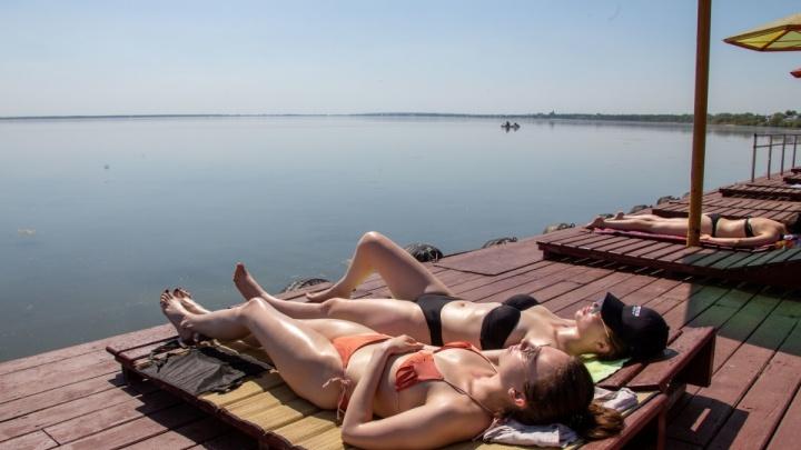Наталья Котова поторопила подчиненных с открытием пляжей, чтобы челябинцы могли начать купаться