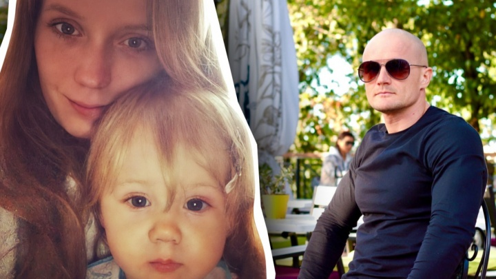 Наручники, побои и похищения. Фитнес-блогер из Киева украл дочь у «бракованной» жены-модели из России