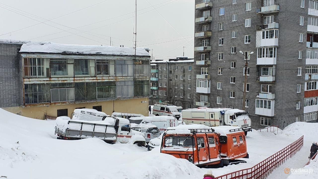 МЧС Мурманска оснащено «вездеходами Путина»