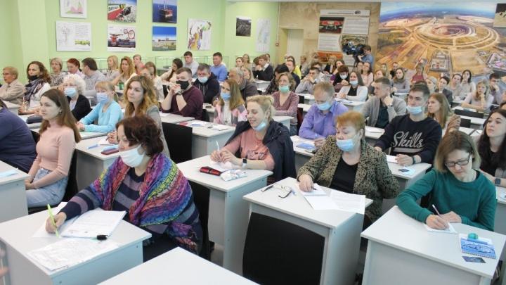 Союз профессиональных строителей провел лекции по сметному делу — их посетили 200 человек