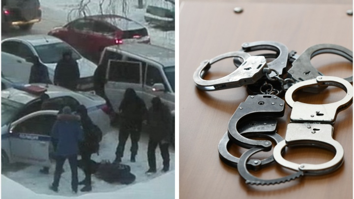 В Екатеринбурге в ходе спецоперации задержали командира взвода ДПС