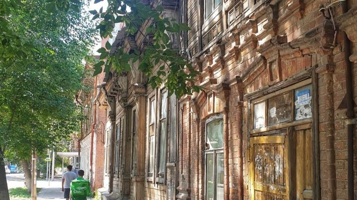 «Снесут ради галочки?»: дом с уникальной резьбой на Садовой будет утерян для Самары навсегда