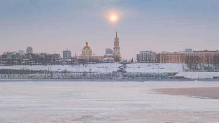 Снова экстремальный «минус». Синоптики рассказали о погоде на неделю в Пермском крае