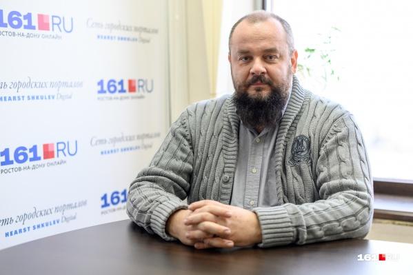 Концепция ростовской набережной Андрея Дойницына получила несколько международных премий
